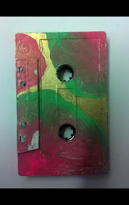 Tapo 02 / painted tape random shobo recordings (music session mostly)