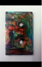 Tapo 06 / painted tape random shobo recordings (music session mostly)