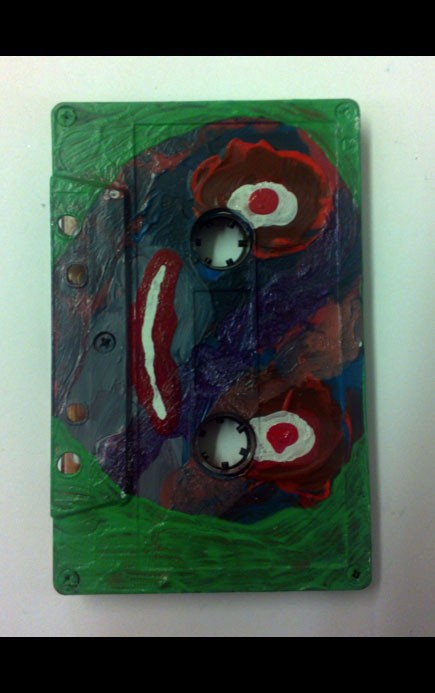 Tapo 13 / painted tape random shobo recordings (music session mostly)